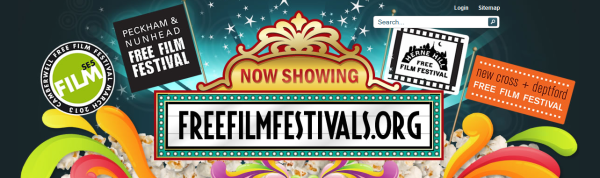 camberwell-free-film-festival-website