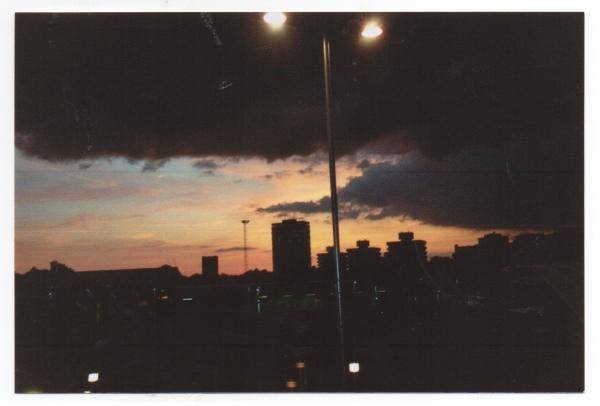 Overcast evenings
