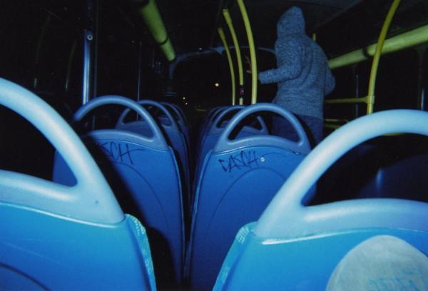 Arriva London bus