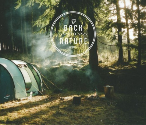 Back to nature cover