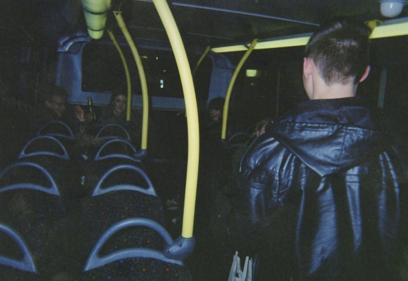 Nightbusdrinkers