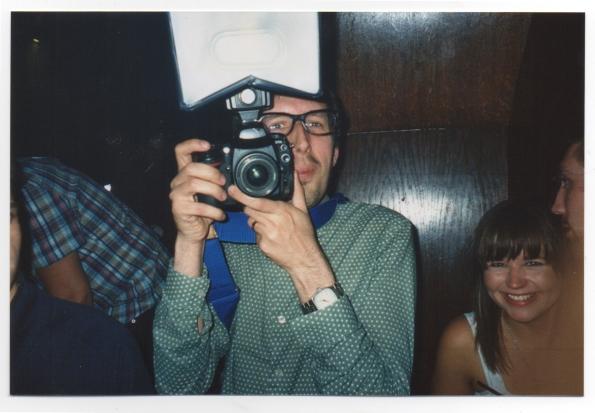 Brighton Cameraman